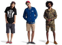 Stile abbigliamento urban